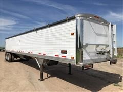 2016 Timpte Super Hopper T/A Grain Trailer