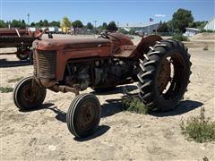 1960 Massey Ferguson MF65 2WD Tractor