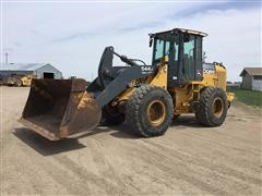 2007 John Deere 544J High Lift Wheel Loader