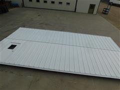Wilson Bi-Fold Building Door