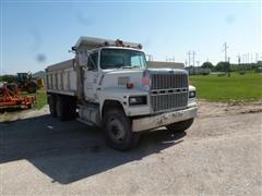1985 Ford LTL9000 Dump Truck