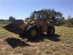 Caterpillar 950 Traxcavator Wheel Loader