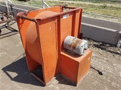 FFC1024-1WC Grain Fan/Dryer