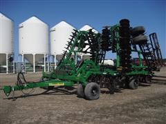 2012 Summers 2510DT Vertical Tillage