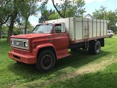 1978 Chevrolet C60 Custom Deluxe Grain Truck