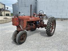 1947 Case IH McCormick Farmall H 2WD Tractor