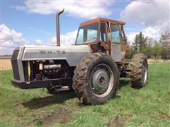 White 4-150 4WD Tractor