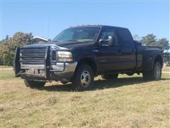 2002 Ford F350 XLT Super Duty 4x4 Dually Pickup