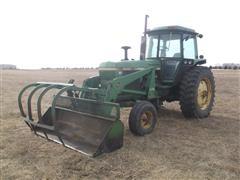 John Deere 4240 2WD Tractor W/148 Loader