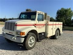 1990 International 4700 S/A Service Truck