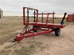 Robbco 272 Hydraulic Square Bale Feeder