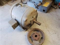 Century SC-365-JC4 Electric Motor