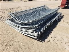 Behlen Galvanized Cribbing Panels