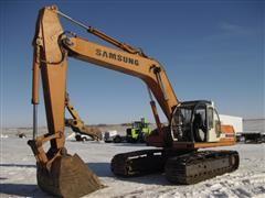 1991 Samsung SE 280 LC Excavator