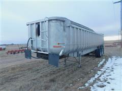 1978 Trailmobile 32' T/A Dump Trailer