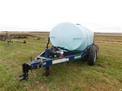 Schaben P-187-1610 Liquid Fertilizer Trailer