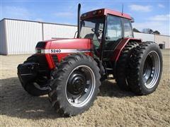 1997 Case IH 5240 Maxxum MFWD Tractor