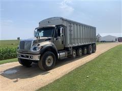 2007 International 7600 SFA 5/Axle Dump Truck