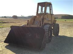 Caterpillar 920 4WD Wheel Loader