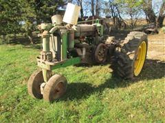 1958 John Deere 720 Diesel Tractor