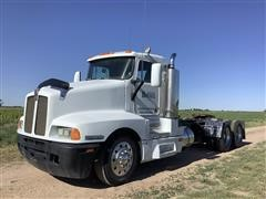1990 Kenworth T600 T/A Truck Tractor
