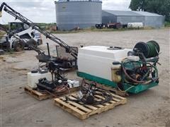 Spraying Systems Pickup Sprayer Unit W/Front Boom