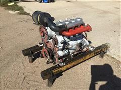 Deutz F4L912W 4-Cylinder Diesel Engine