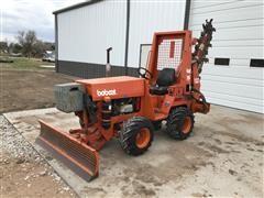 Bobcat 3022 4x4 Trencher
