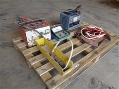Battery Chargers, Battery Tester & Battery Tools