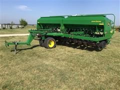 John Deere 1590 No-till Drill W/Liquid Fertilizer