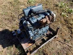 2006 Kubota V2003 4-Cylinder Engine