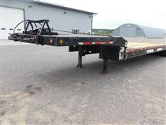2002 Landoll 930A48-15 T/A Flatbed Implement Trailer