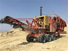 Cedarapids 2236 Jaw Crusher