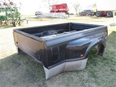 1999 Ford F-350 Super Duty Bed With Bumper
