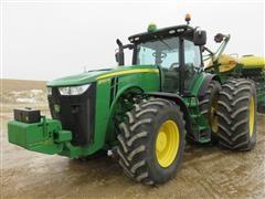 2013 John Deere 8360R MFWD Tractor