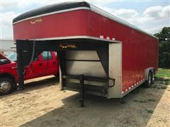 2010 Doolittle Enclosed Cargo Trailer