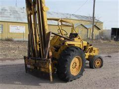 Massey Ferguson 2500 Rough Terrain Forklift