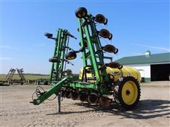 2010 Fast 8100 Row Crop Fertilizer Applicator