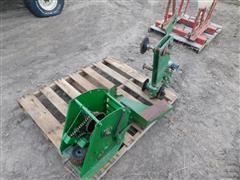 John Deere Fertilizer Pump And Mechanical Transmission