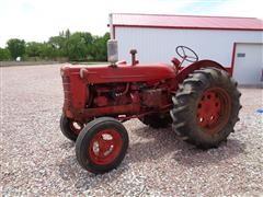 1951 McCormick-Deering W4 2WD Tractor