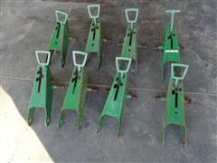John Deere Planter Planter Closing Wheel Arm Brackets