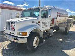 1998 International 4700 Propane Truck