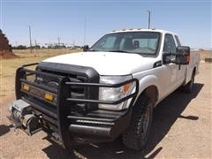 2016 Ford F350 Super Duty 4x4 Extended Cab Pickup