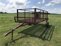Hydraulic Lift Livestock Mover