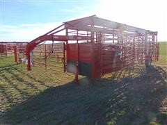 2016 Titan West O K Corral Portable Corral