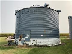 Butler 30' 10,000 Bushel Grain Bin