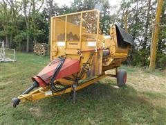 2002 Haybuster 2620 Bale Processor