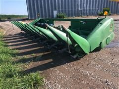 2012 John Deere 608C Corn Head W/head Height And Row Sense