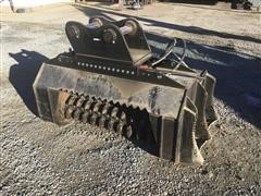 Baumalight MX548 Forestry Mulcher Head