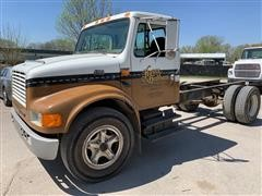 1996 International 4700 DT466 Cab & Chassis